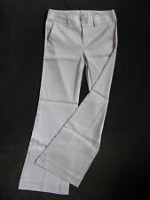 7 SEVEN FOR ALL MANKIND Été Pantalon Stretch w28/l34 Regular Fit Flare Leg