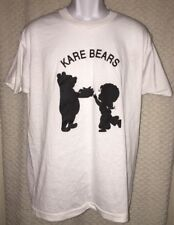 Vintage KARE BEARS t-shirt size adult Large by Screen Stars