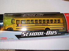 Custom w/ YOUR SCHOOL NAME! BNIB 1:53 School bus diecast model Thomas fs HDX c2