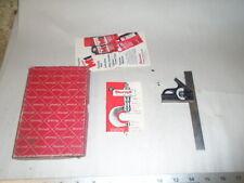MACHINIST TOOL LATHE MILL Machinist Starrett Combination Ruler in Box 33 J