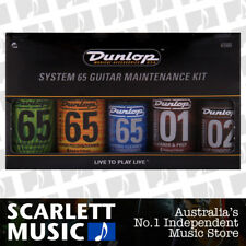 Jim Dunlop J6500 Guitar Care Maintenance Cleaning System 65 Kit  *BRAND NEW*
