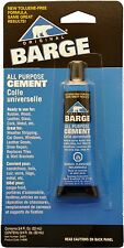 Barge All Purpose Cement Leather Rubber Wood Glass Glue 3/4 Oz. (22mL)