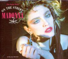 MAXI CD SINGLE 2T MADONNA ON THE STREET PRESSAGE UK 1989 RRSCD 3008
