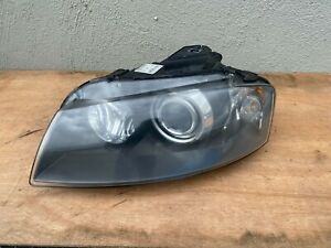 2006-2009 Audi A3 S3 XENON HID Complete Headlight Left Driver w/ AFS OEM