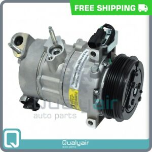 AC Compressor fits Ford Mustang QU