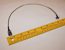 RF Patch Cable RG316 TNC male to SMB fem right angle 14""