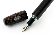 Taccia Tanto Hirame-ji Wood Limited Edition Fountain Pen