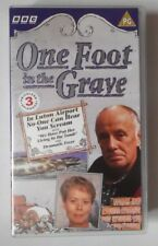 ONE FOOT IN THE GRAVE IN LUTON AIRPORT NO-ONE CAN HEAR YOU SCREAM VIDEO VHS 1992