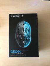 New Logitech G500s Laser Gaming Mouse