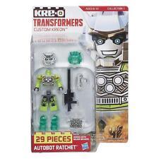 KRE-O Transformers Custom Kreon Mini Figurine Ratchet A7837
