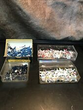 Vintage Lot Of Miniature Plastic War Planes/ Jet'S/Helicopters