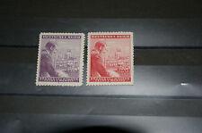 """Deutsches Reich """"Böhmen und Mähren"""" Mi 126-127 postfrisch *Führergeburtstag*"""