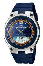Casio AW82-2A Men's Analog Digital Chronograph Alarm Fishing Gear Sports Watch