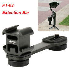 Pt-3 Extention Bar Grip W49 LED Light for Mobile 2 Microphone Zhi Yun Gimbal