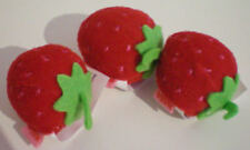 HABA Kaufladen 3 X Erdbeere Biofino 3846 Bonus