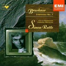 Bruckner Symphony 7 Simon Rattle City Of Birmingham Symphony Orchestra