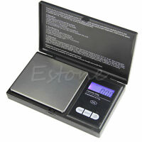 200g * 0.01g LCD Digital Pocket Scale Jewelry Gold Gram Balance Weight Scale MT
