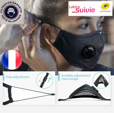 Protection alternative anti-bactérien avec filtres interchangeable Stock FRANCE