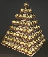 Square 8 Tier Ferrero Rocher Stand, wedding, birthdays, Sweet,special ocaision