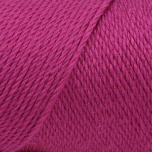 Caron Simply Soft Yarn - Aran Weight - Kniiting & Crochet - Fuchsia - 170g
