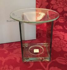PartyLite INFINITE REFLECTIONS Aroma Melts Warmer P9226 Tealight Glass Holder