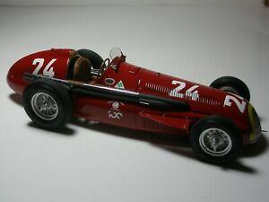 1/18 F1 1951 EXOTO  ALFA ROMEO FANGIO (WORLD CHAMPION)
