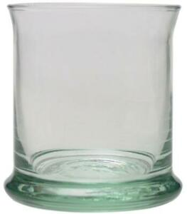 San Miguel Spanish recycled glass short glass tumblers 280cl Set of 6