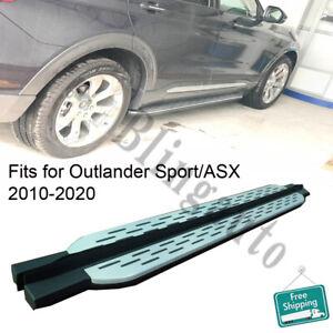 Fits for Mitsubishi Outlander Sport ASX 2010-2021 side step running board 2PCS