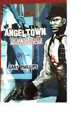 Angeltown: Nate Hollis Investigations Near Mint Hardcover Phillips Free Ship Us