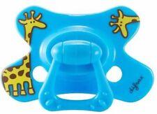 BNIB *Difrax* Toddler Autism GIRAFFE Solid soother dummy pacifier DENTAL 18m+
