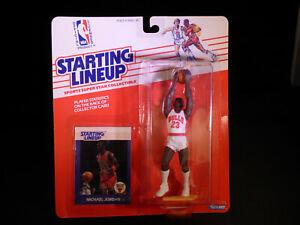1988 starting lineup Michael Jordan figure w/card sealed