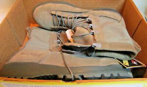 BELLEVILLE 690V Tactical Military Flight Boots Goretex Sage Green Size 9.5R NIB