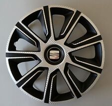 "14"" Seat Ibiza,Cordoba,Arosa,.. Wheel Trims/Covers, Hub Caps,Quantity 4"