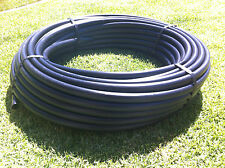 POLY PIPE - Low Density Irrigation Sprinkler Pipe 19mm x 50mt - Pick Up Only