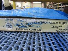 Tyco Roller Chain 5 Meter Size 10B-1R Stainless Steel