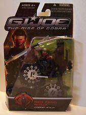 G.I. Joe Gijoe Rise Of Cobra Red Fang Ninja MOC 2009