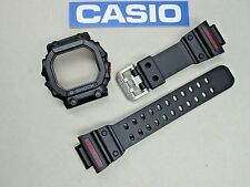 Genuine Casio King G-Shock GX-56 GXW-56 watch band & bezel case cover set black