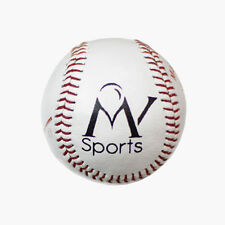Genuine Leather Baseball Match Games Training Competition Official League Ball