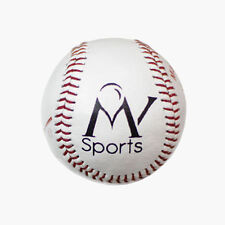 Synthetic Pu Leather Baseball Training Games Competition Official League Ball