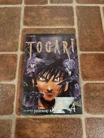Togari Volume 4 English Manga Yoshinori Natsume Viz FREE SHIPPING