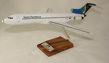 "ANSETT BOEING B727-200LR IN ""STARMARK"" LIVERY LARGE 1:100 SCALE DESKTOP MODEL"