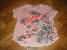 Diesel 18m 18 months pink shirt