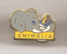 Pin's pin TV ANTENNE 2 ANIMALIA ELEPHANT (ref L02)