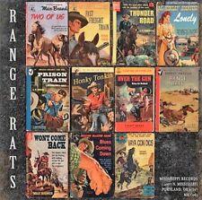RANGE RATS 's/t LP Dead Moon Pierced Arrows Weeds Lollipop Shoppe Zipper Country