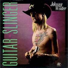 Winter Johnny - Guitar Slinger NEW CD