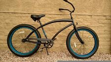 Beach Cruiser Bicycle 26 Men S Fat Tire Extended Frame EXCLUSIVE COLOR cobra
