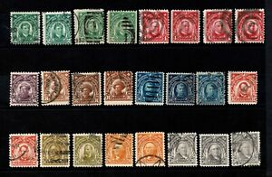 Philippines Islands used Lot 24 stamps Islands Of America to identify