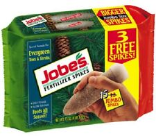 Jobes 30 Pack, 13-3-4, Evergreen Tree Spike