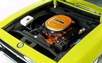 1 Roadrunner 1970s Plymouth 12 Car Vintage Sport Race Carousel Lime 18 GTX 24
