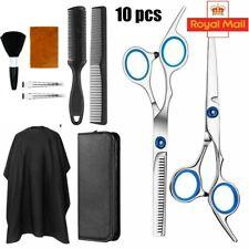 Hair Cutting Scissors Shears Thinning Set Hairdressing Salon Professional Barber